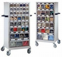 Mobile Bin Cases feature double-sided design.