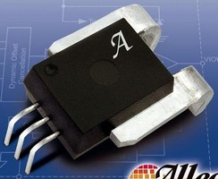 Hall-Effect Current Sensor has high-speed/low-noise design.
