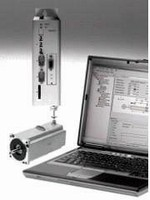 Controller and Stepper Motor offer single/multiaxis handling.