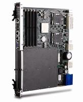 ATCA CPU Blades feature dual AMC bays.