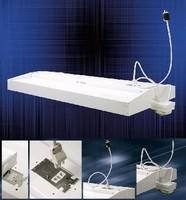 Fluorescent Luminaire offers energy conservation option