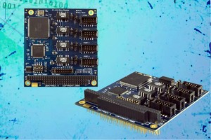 PC/104 Serial Adapter provides electrical protection.