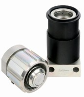 Quick Disconnect Coupling withstands excavator work tools.