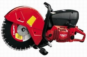 Gas Saw offers high-performance for deep cuts.