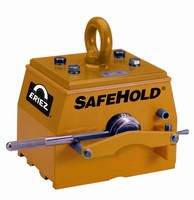 Eriez SafeHold Permanent Lifting Magnets are Powerful and Safe