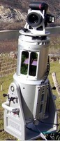Terrestrial Laser Scanner rapidly acquires 3D images.