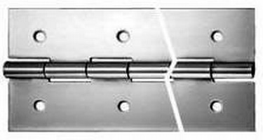 Continuous Hinge Series meets military specifications.
