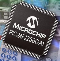 MCUs (16-Bit) have integrated capacitive touch peripheral.
