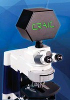 Microscope Photometer targets biology and geology fields.
