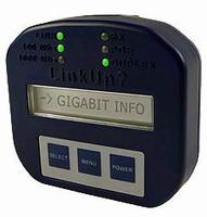 Portable Tester troubleshoots Ethernet connectivity problems.