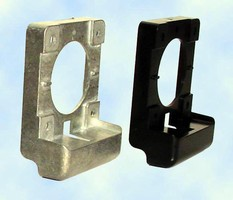 Injection Molding Service manufactures 3D metal parts.