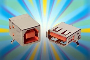 Samtec Adds High Retention USB Interfaces to Panel & I/O Product Line