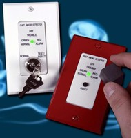 Duct Smoke Detectors support remote testing capabilities.