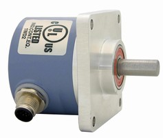 Incremental Rotary Encoder targets industrial applications.