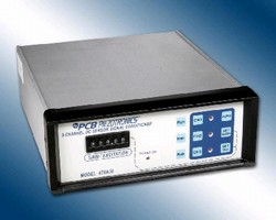 DC Sensor Signal Conditioner features selectable gain.