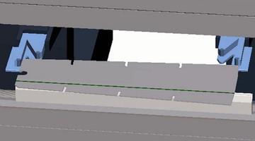 Taper Gauging System utilizes multipoint gauge fingers.