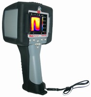 Thermal Imaging Camera locates hot spots.