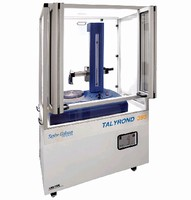 Roundness Tester measures ultra high precision parts.
