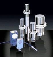 Proximity Sensors feature linearized output.