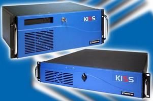 Industrial Servers support Intel® Core(TM)2 Quad processor.