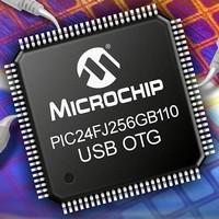 USB MCUs (16-Bit) have low-power, high-memory architecture.