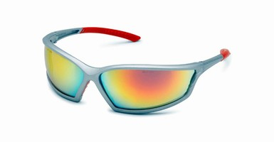 Safety Eyewear blocks 99.9% of UVA and UVB rays.