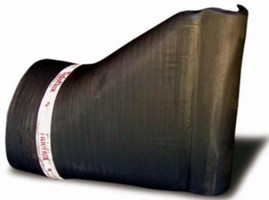 Curved Bill Tideflex TF-1 Check Valve