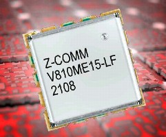 S-Band VCO targets direct broadcast applications.