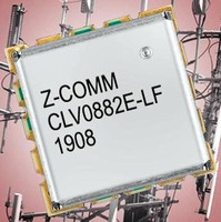 UHF-Band VCO suits fixed wireless/digital radio applications.