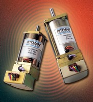 Pittman Slotless Brushless DC Servo Motors