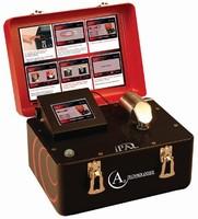 FTIR Spectrometers enable on-site lubrication analysis.