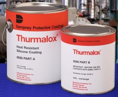Heat-Resistant Coatings withstand chemicals and weather.