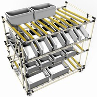 Rack System promotes productivity through adaptability.