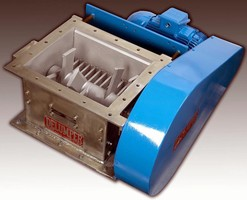Low-Friction Crusher safely reduces waste.
