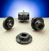 Collars and Couplings feature integral mounting flanges.