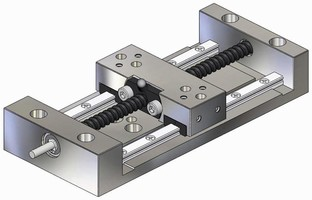 Leadscrew Actuator delivers accurate, repeatable results.