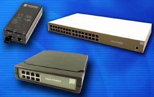 PoE Midspans meet proposed IEEE802.3at specs.
