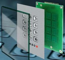 Custom Keyboards/Keypads use touch-sensitive technology.