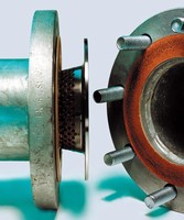 Check Valve provides water hammer relief.