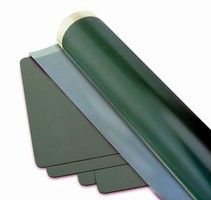 Cushion Mounting Materials are suited for corrugated printing.