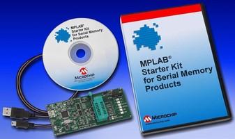 Starter Kit helps debug serial memory products.
