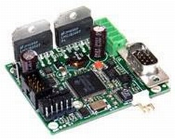 Programmable Motor Controller includes CAN capability.