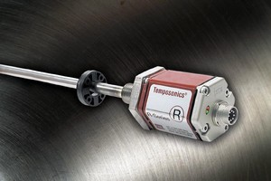 MTS Sensors' Linear Position Sensors Ensure Accuracy, Consistency In Steel Rolling