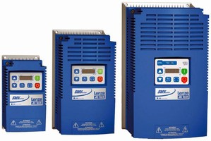 AC Drives are designed to handle VFD applications.