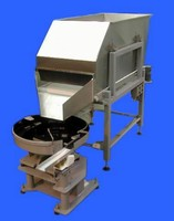 Hopper Feed System manages supply of materials.