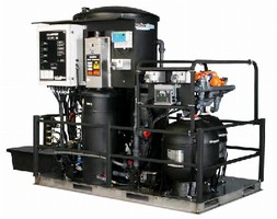 Wash-Water Treatment Systems integrate two technologies.