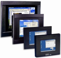 Industrial PCs incorporate embedded CPU and fanless design.