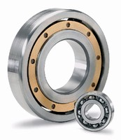 Ceramic Ball Bearings come in extra large bore sizes.