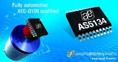 Angle Position Sensor targets automotive applications.