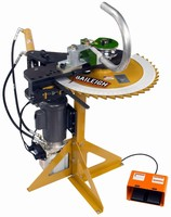 Rotary Draw Bender accepts various tubing types.